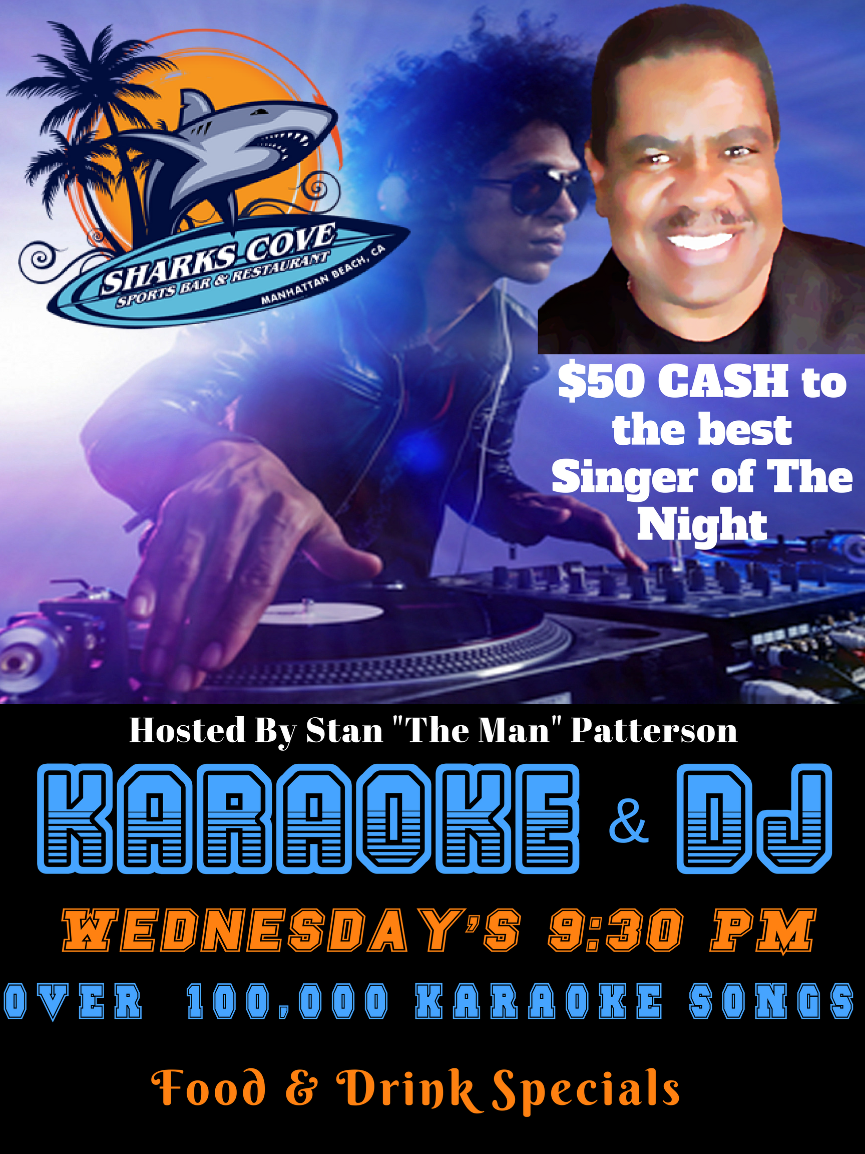 Wednesday Night Karaoke Contest